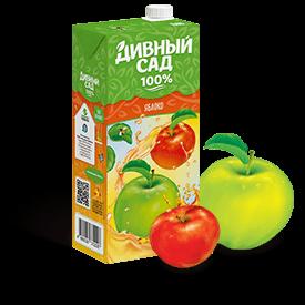 Напитки Дивный Сад, вкус - Яблоко