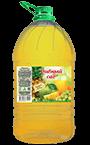 Мультифруктовый безалкогольный напиток, упаковка ПЭТ 5 литров