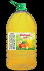 Персиковый безалкогольный напиток, упаковка ПЭТ 5 литров