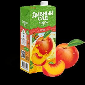 Напитки Дивный Сад, вкус - Персик