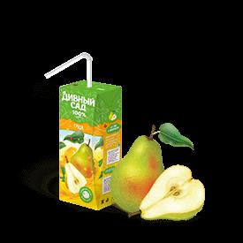 Напитки Дивный Сад, вкус - Груша