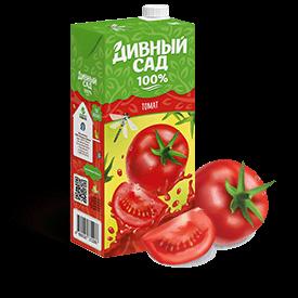 Напитки Дивный Сад, вкус - Томат